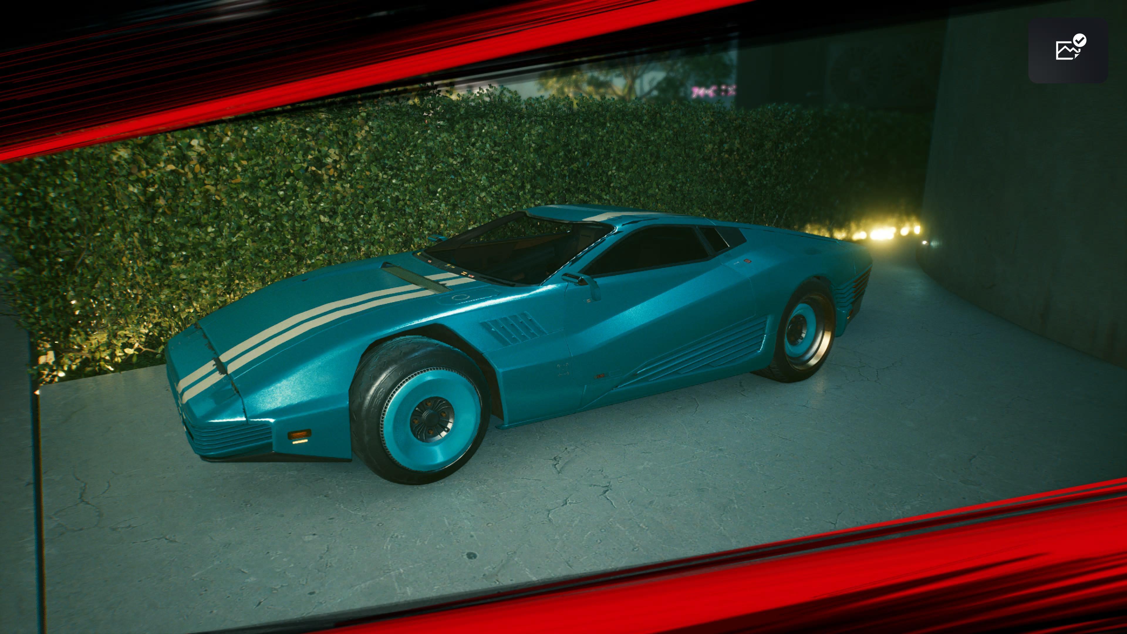 Cyberpunk 2077 - Quadra Turbo
