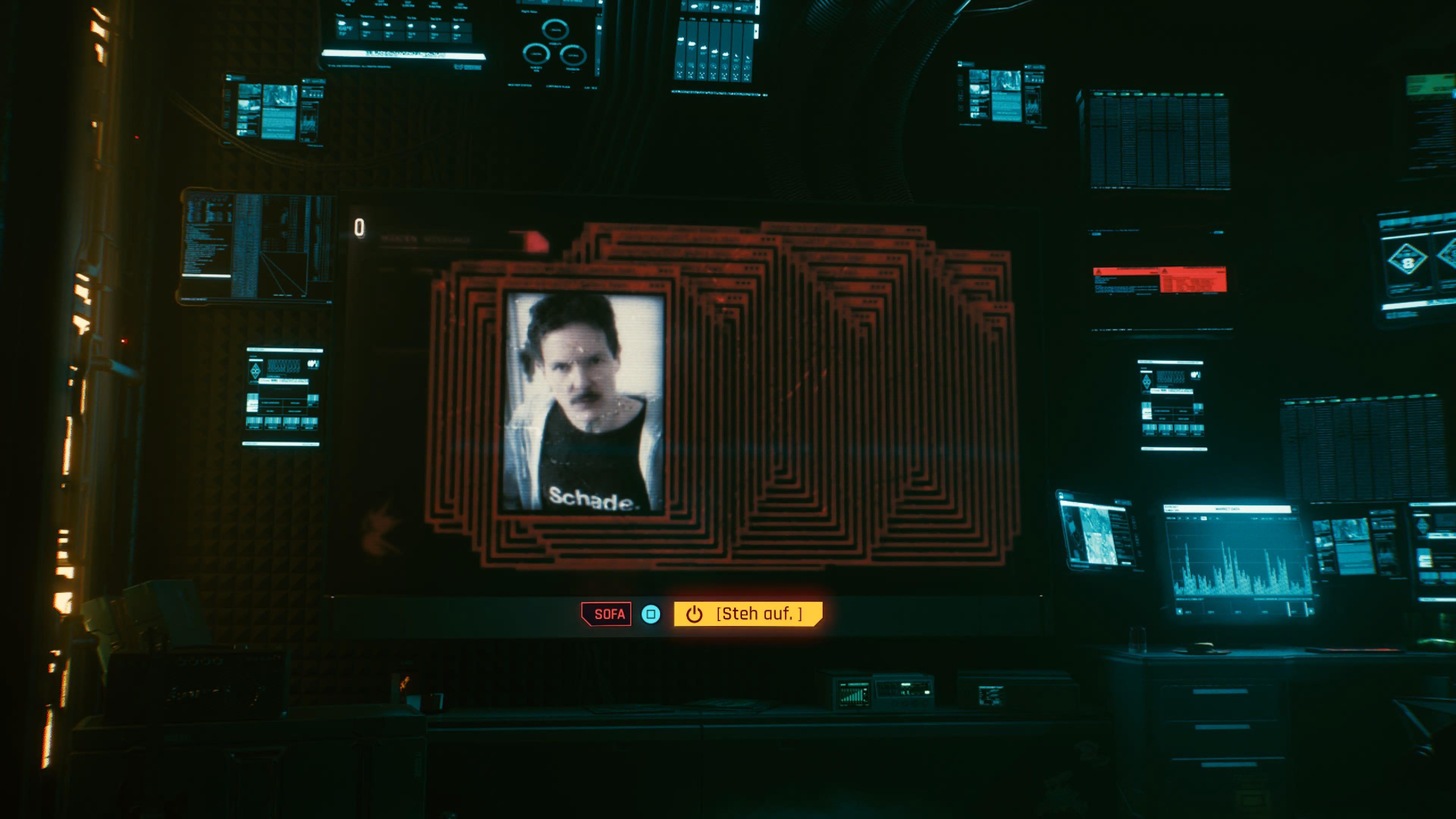 Cyberpunk 2077 verewigt Entwickler
