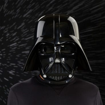 Darth Vader Helm Black Series