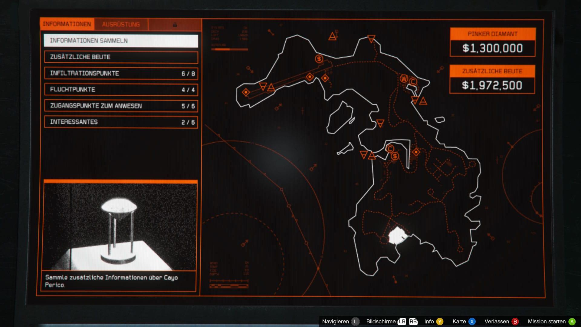 Pinker Diamant in GTA Online