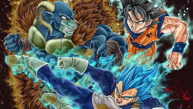 Dragon Ball Super Manga - Stärkster Krieger