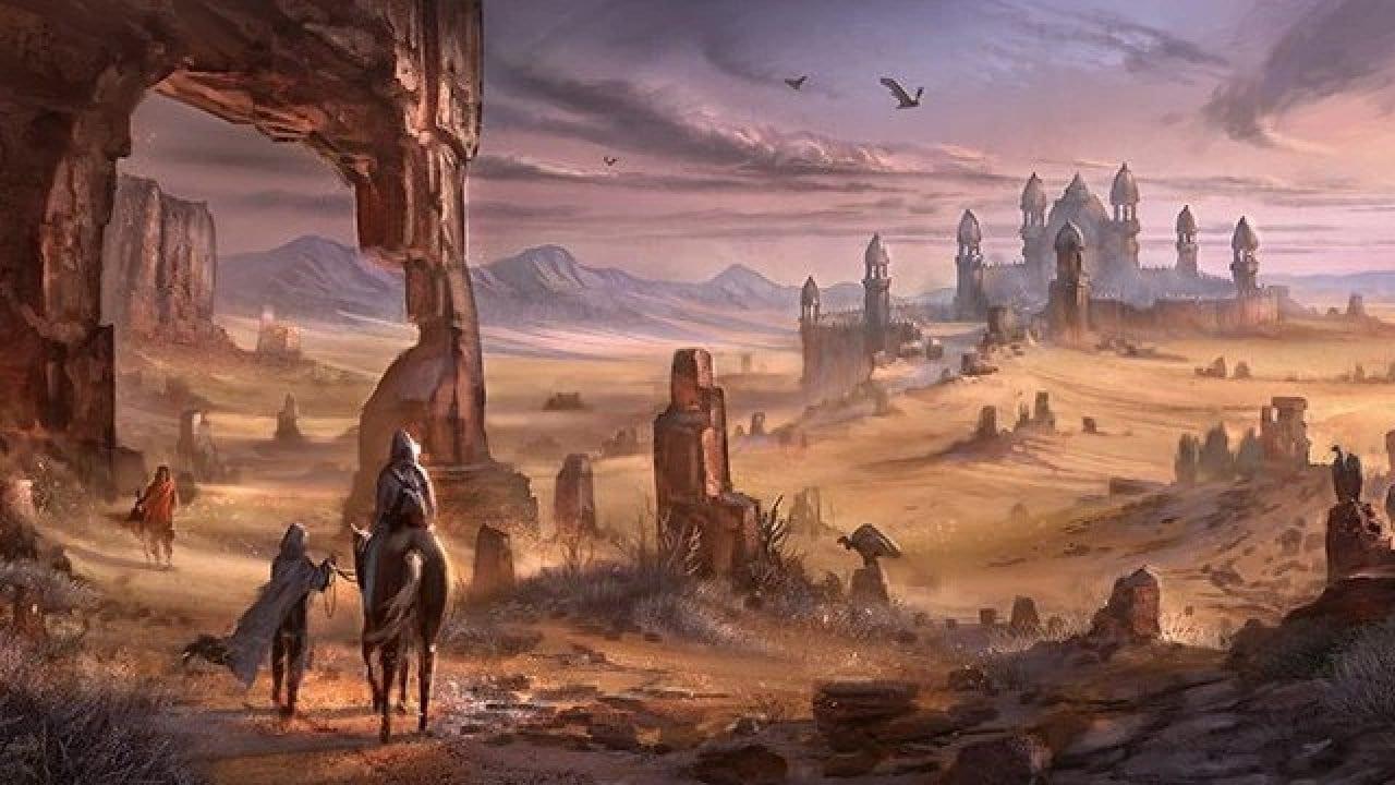 Spielt The Elder Scrolls 6 - Hammerfell