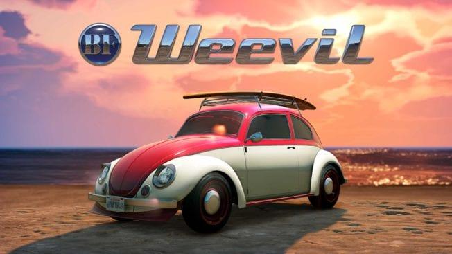 GTA Online - BF Weevil