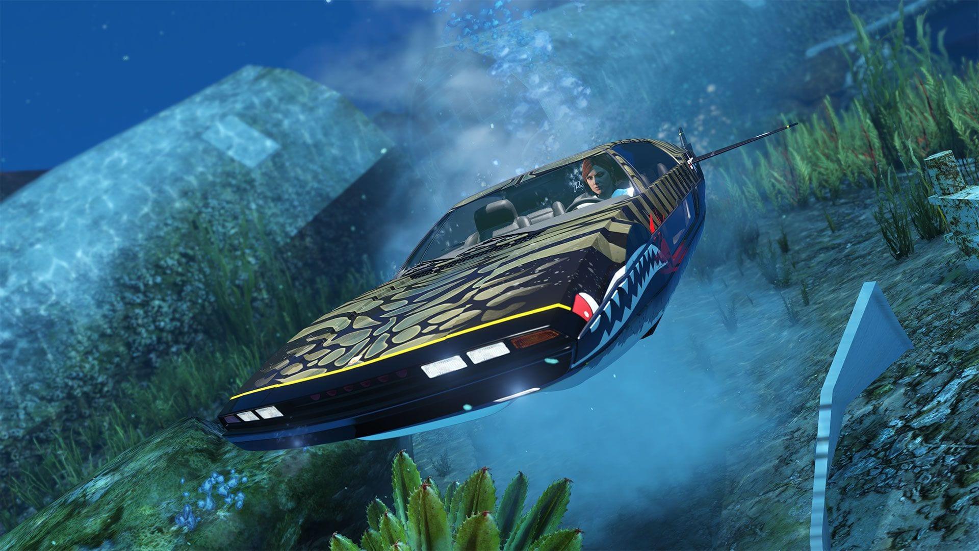 GTA Online - Shark