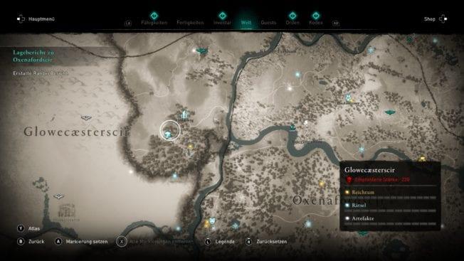 Assassins Creed Valhalla: Alle Fliegenpilze - Guide (Lösung)