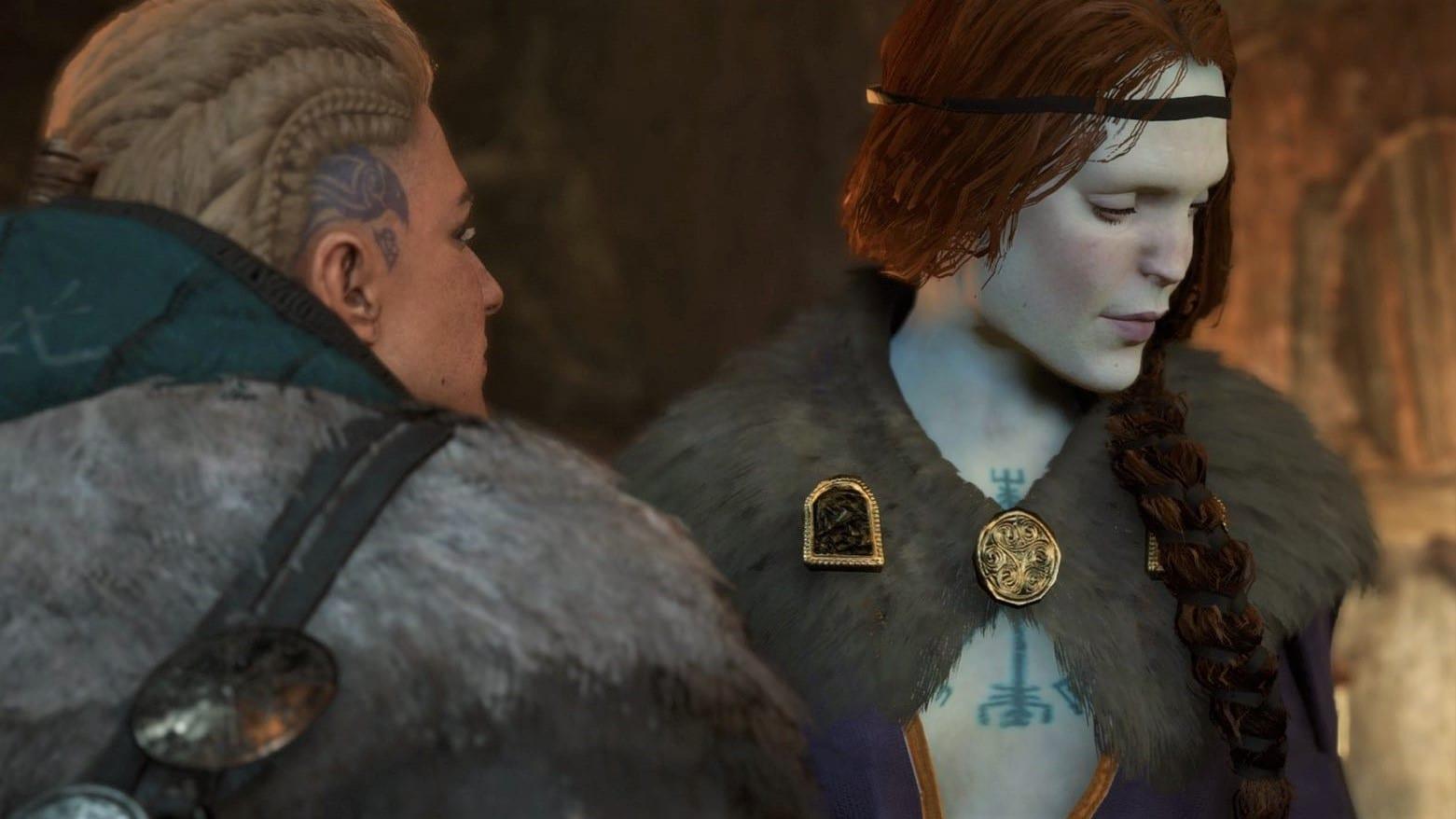 Assassin's Creed Valhalla Gunlodr