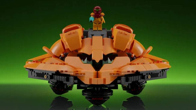 LEGO Ideas - Metroid Projekt