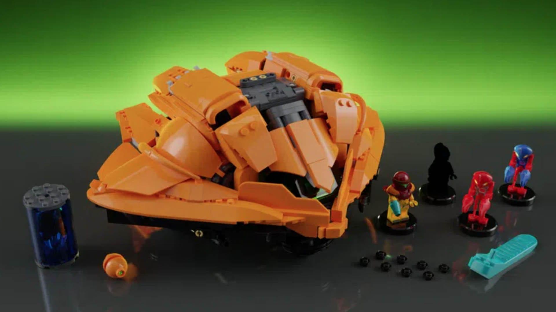LEGO Metroid - Bauset