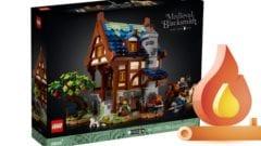 LEGO Mittelalterliche Schmiede ab Februar 2021 kaufen!