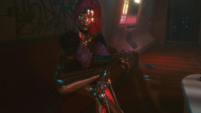 Cyberpunk 2077: Lizzy Wizzy