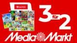3-für-2-Aktion - MediaMarkt
