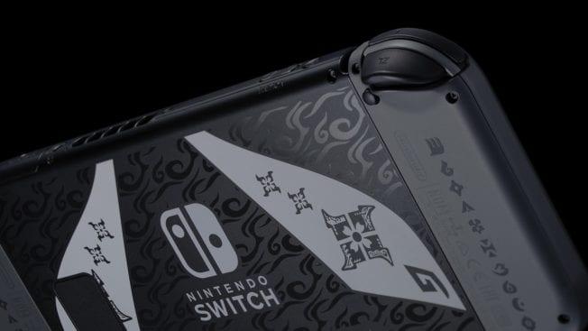 Nintendo Switch Monter Hunter Rise