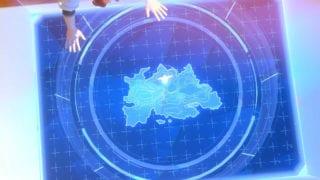 New Pokémon Snap - Bild von der Karte