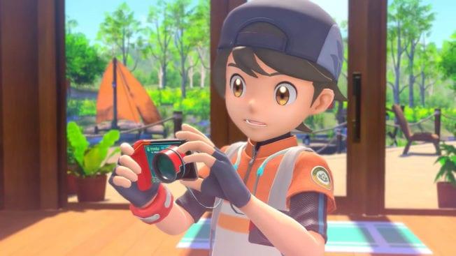 New Pokémon Snap - Eure Kamera im Spiel