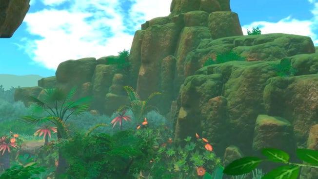 New Pokémon Snap - Land Wald und Dschungel