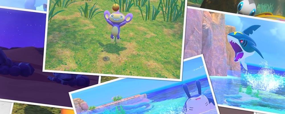 New Pokémon Snap - Teaser-Bild
