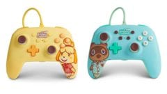 Nintendo Switch - Animal Crossing neue Controller