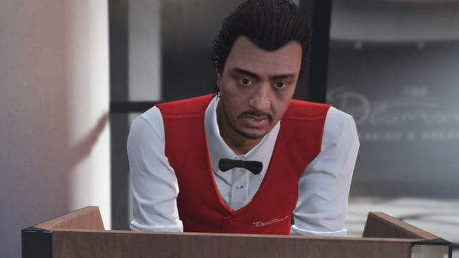 GTA Online - Park Boy
