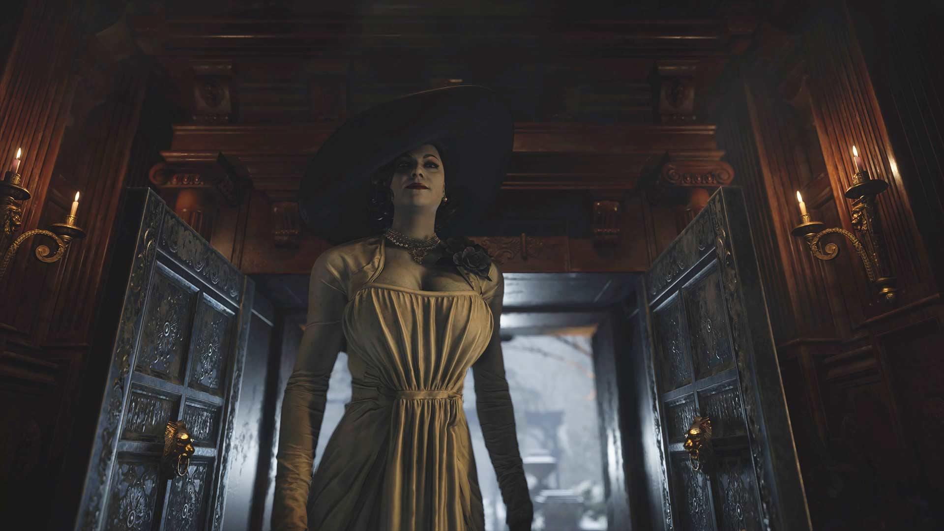 Resident Evil 8 - Lady Dimitrescu