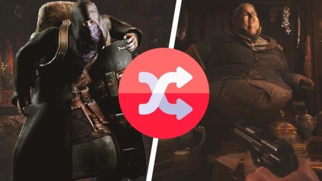 Resident Evil 8 - Der Duke als Waffenhändler