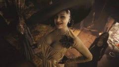 Resident Evil 8 - Fans lieben große Vampirlady