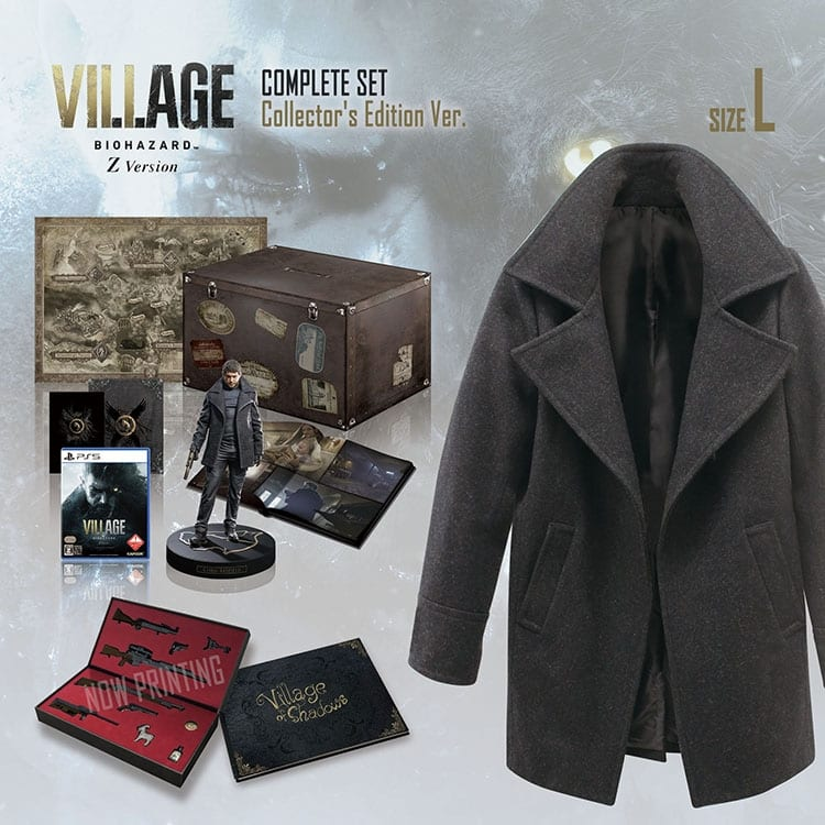 Resident Evil 8 Premium Collector's Edition