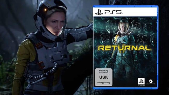 Returnal vorbestellen, schon jetzt kaufen für PS5!