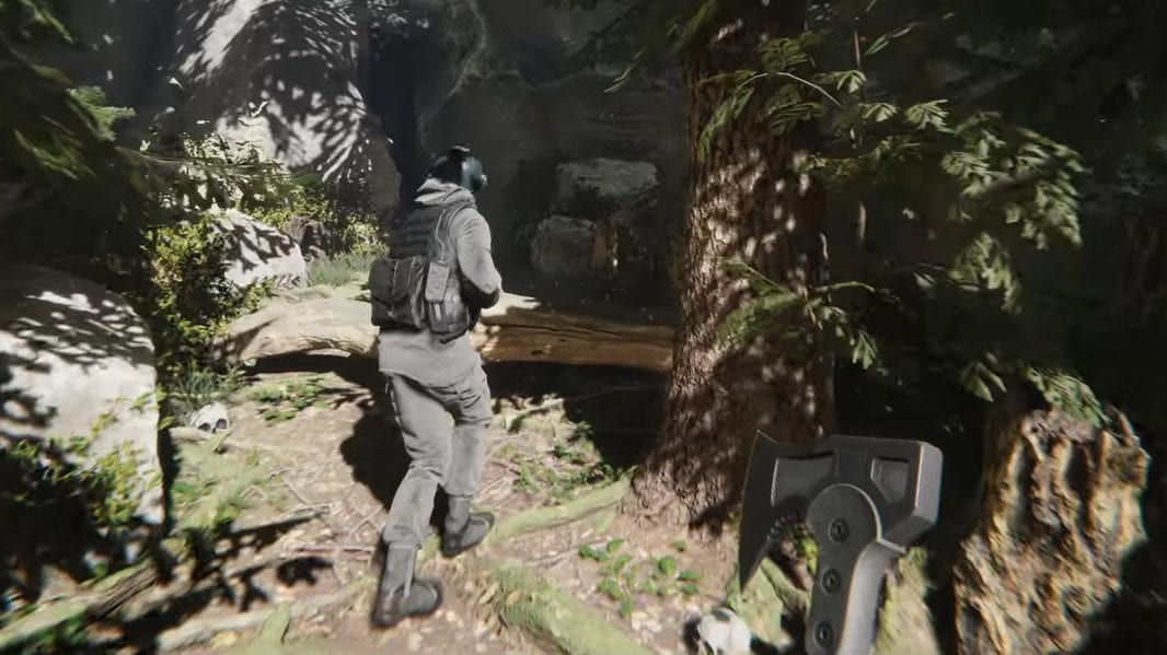 Sons of the Forest Multiplayer