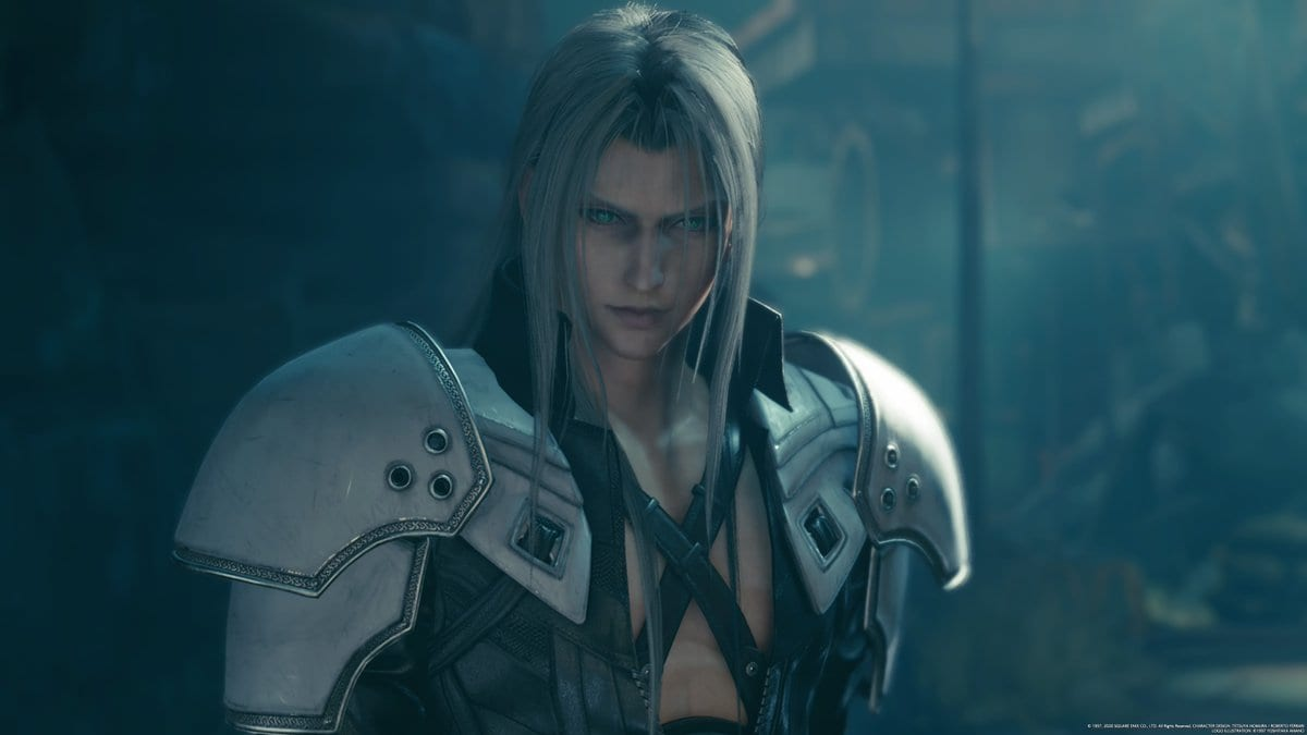 Sephiroth in FF7R