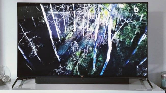 Sony XH9505 Fernseher