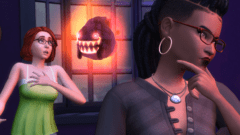 Sims 4 neue Emotion Angst Paranormal