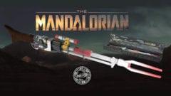 The Mandalorian Blaster NERF