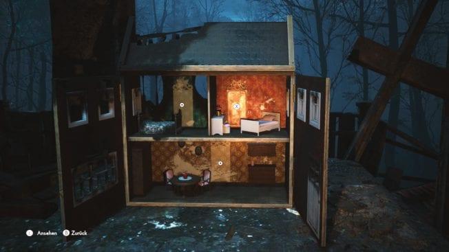 The Medium - Puppenhaus im Roten Haus