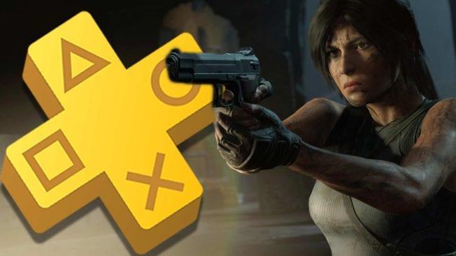 PS Plus Januar 2021 - Shadow of the Tomb Raider
