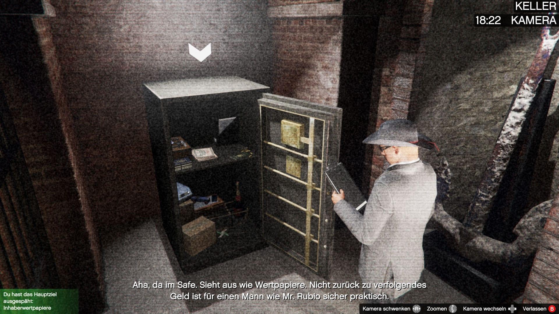 GTA Online Cayo Perico Heist - Wertpapiere