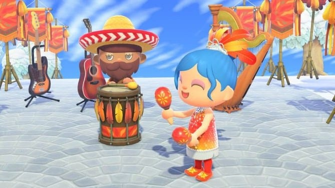 Animal Crossing New Horizons Update 1.7.0