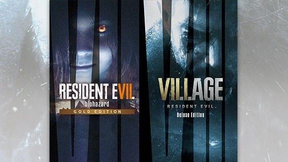 Resident Evil 7 RE8 Bundle