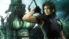 Zack Fair aus Final Fantasy 7: Crisis Core für PSP