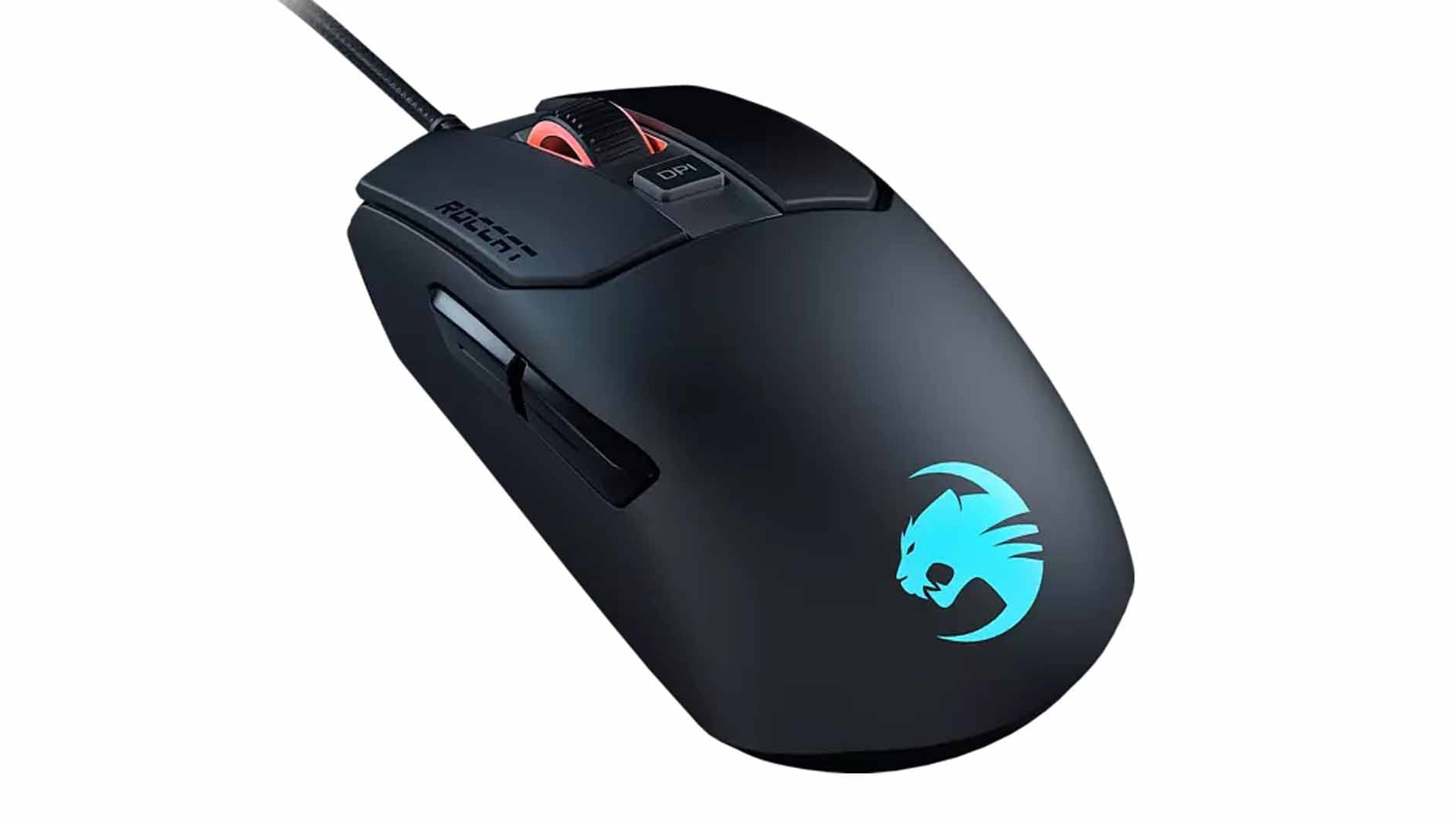ROCCAT Kain 120 AIMO Gaming Maus
