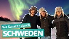 Sarazar Schweden WDR Reisen
