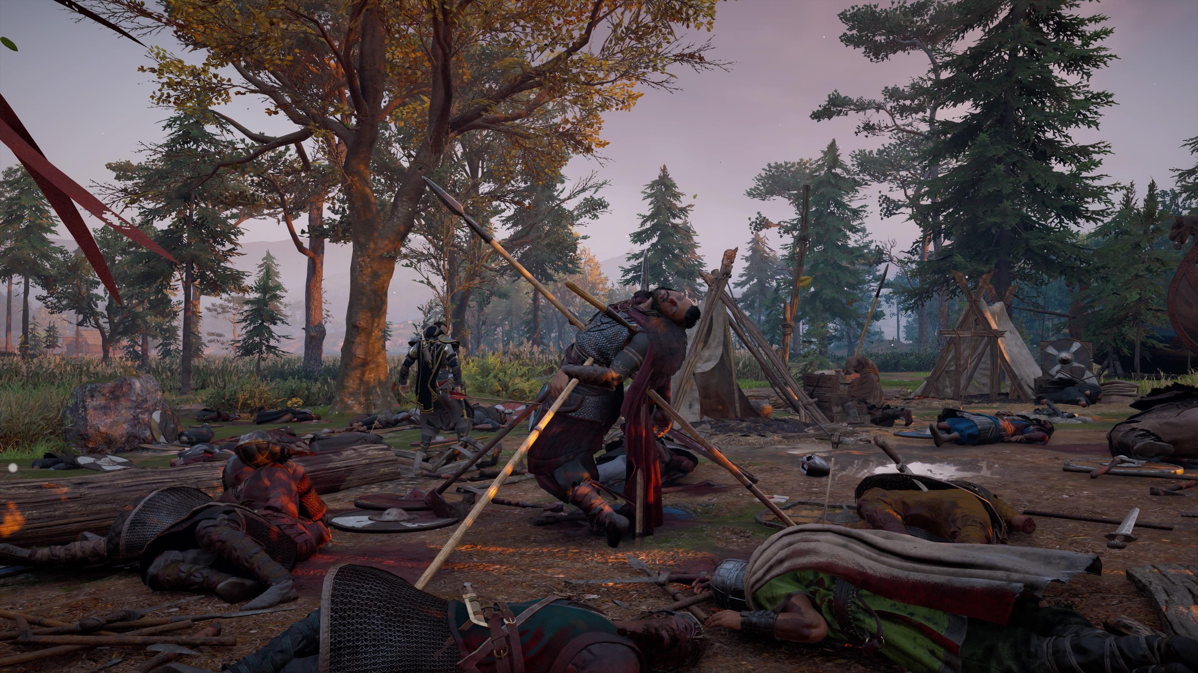 Assassin's Creed Valhalla Ubba Fundort Leichte Hamtunscir