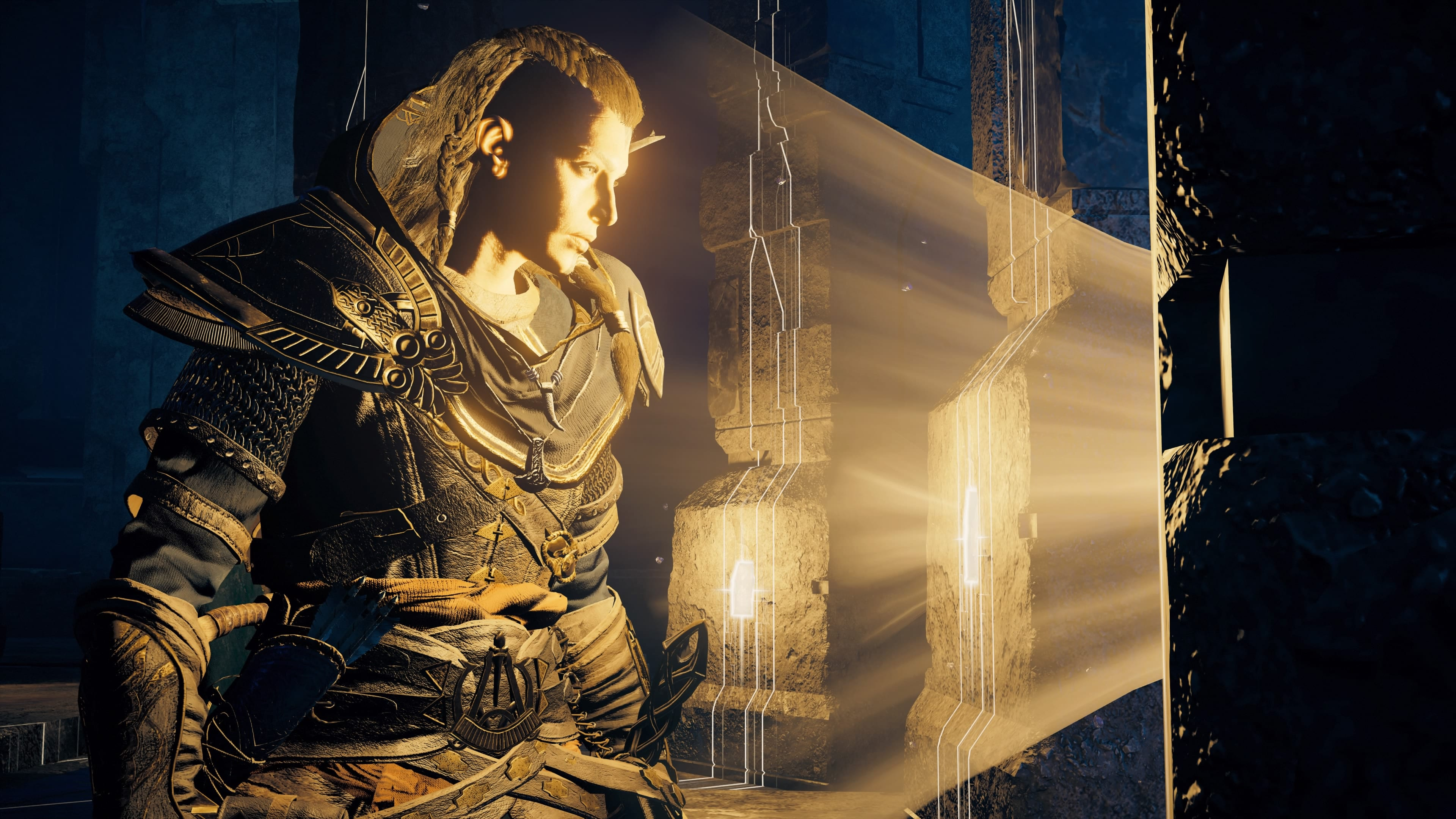 Assassin's Creed Valhalla Excalibur Steintafel