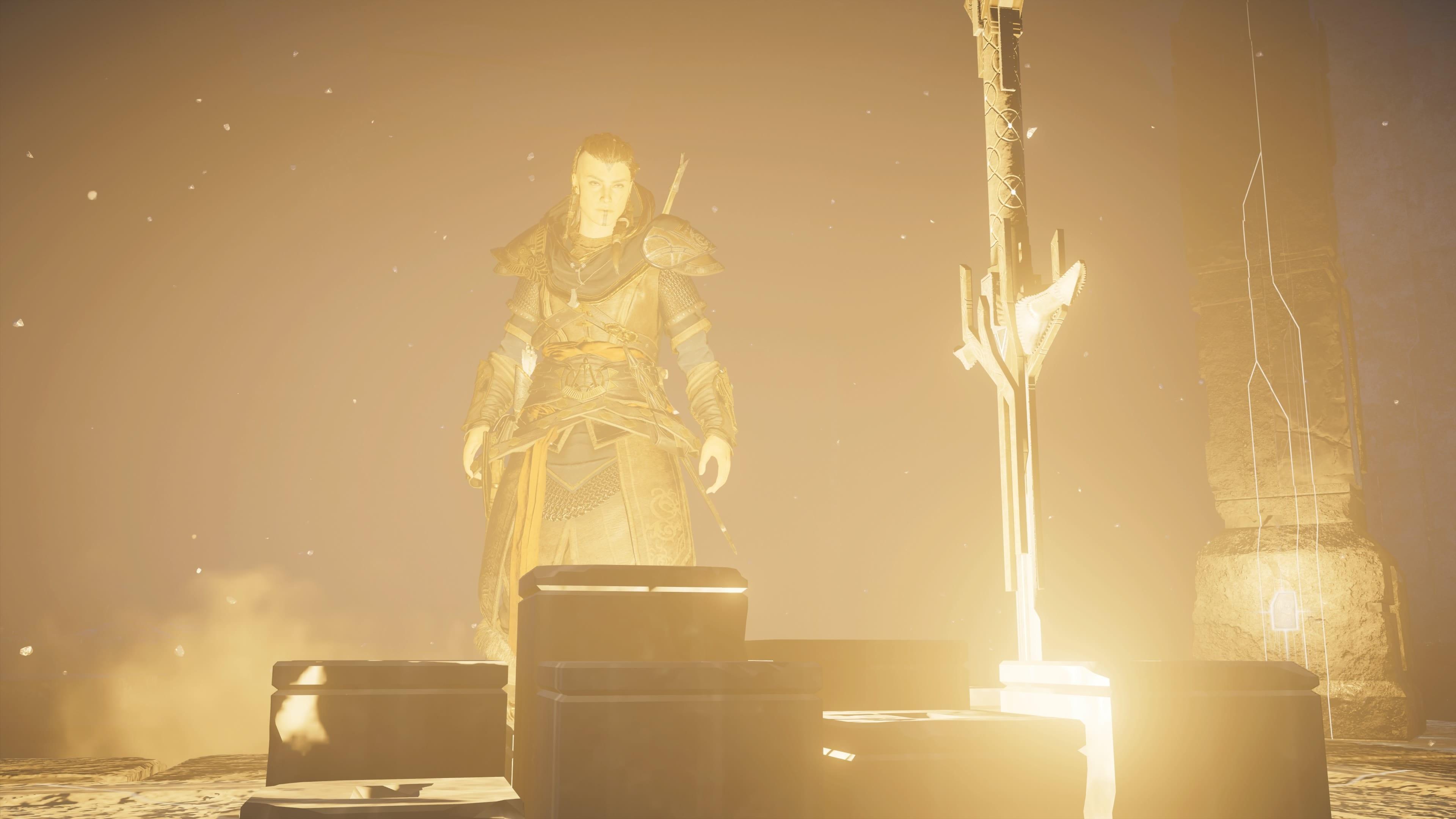 Assassin's Creed Valhalla Excalibur Fundort
