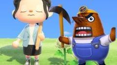Animal Crossing New Horizons Resetti