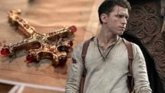 Uncharted Film Bilder Afrika