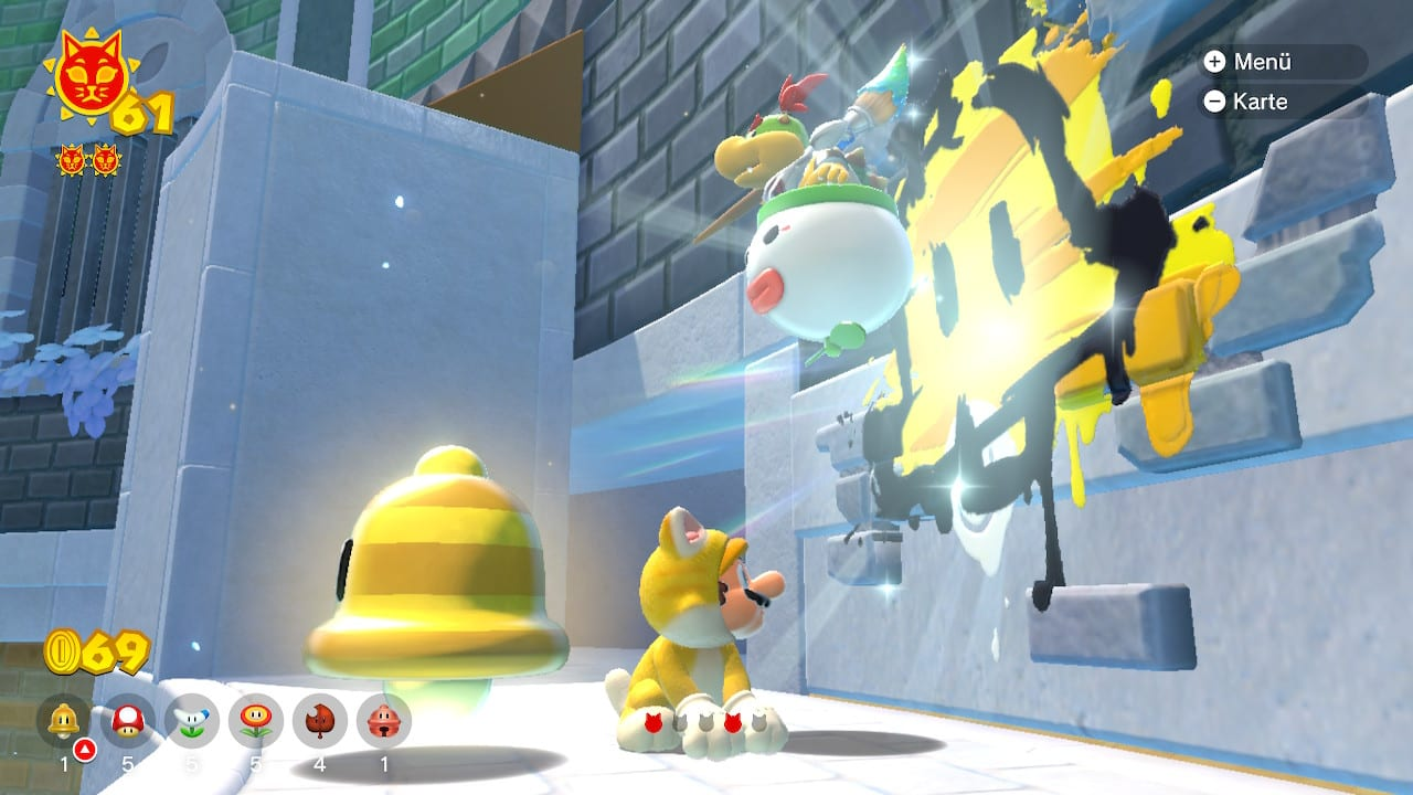 Super Mario 3D World Bowsers Fury Guide