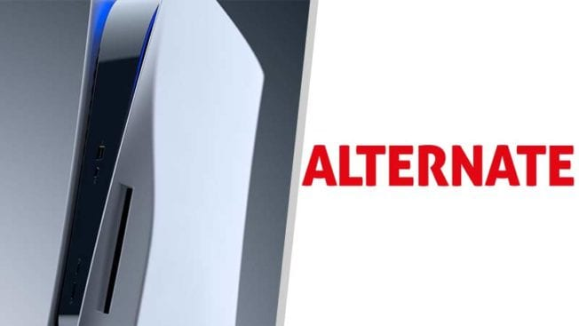 PS5 bei Alternate kaufen