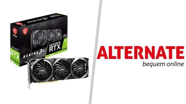 Alternate MSI RTX 3060