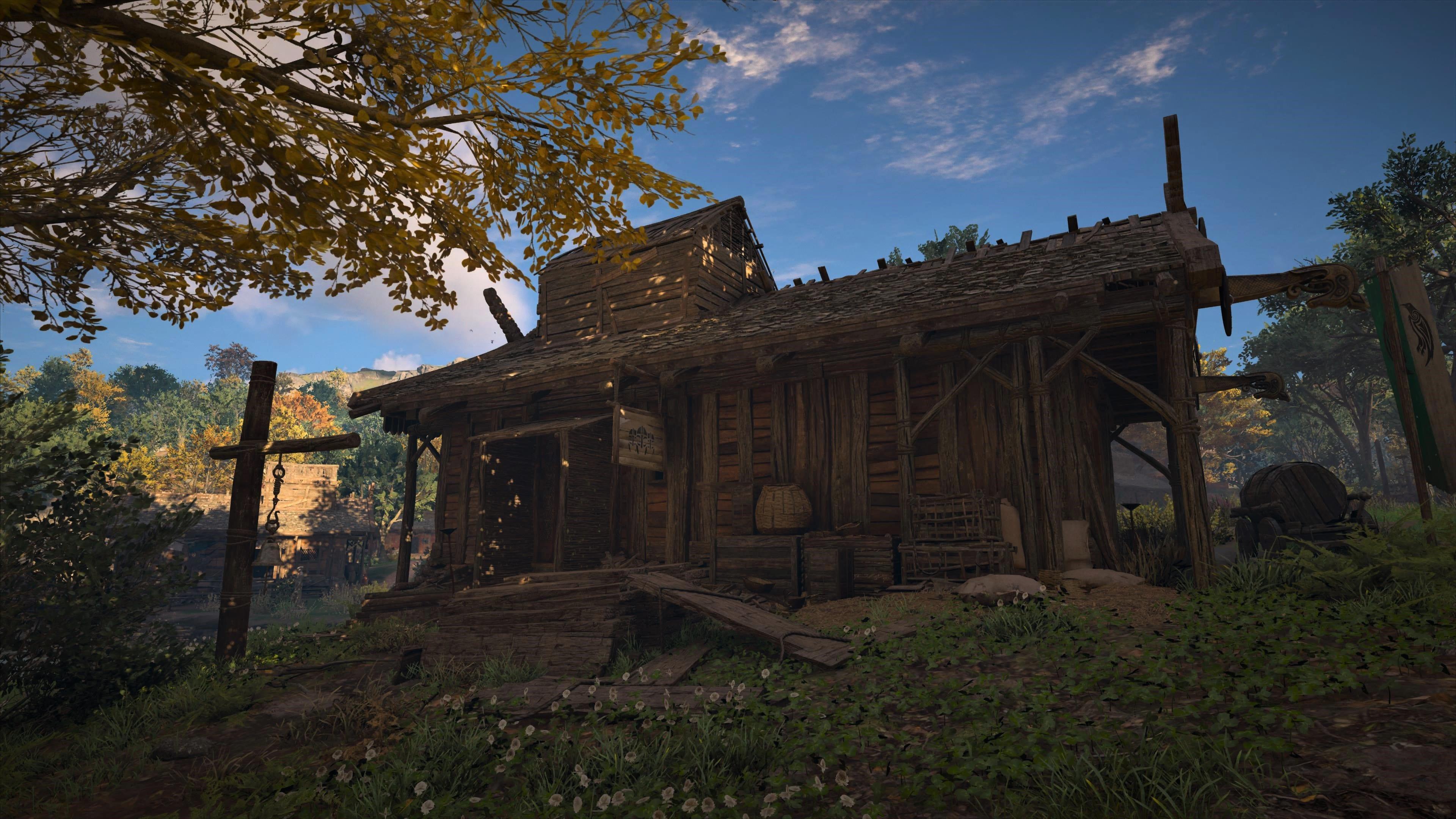 Assassin's Creed Valhalla Jomswikingerhalle