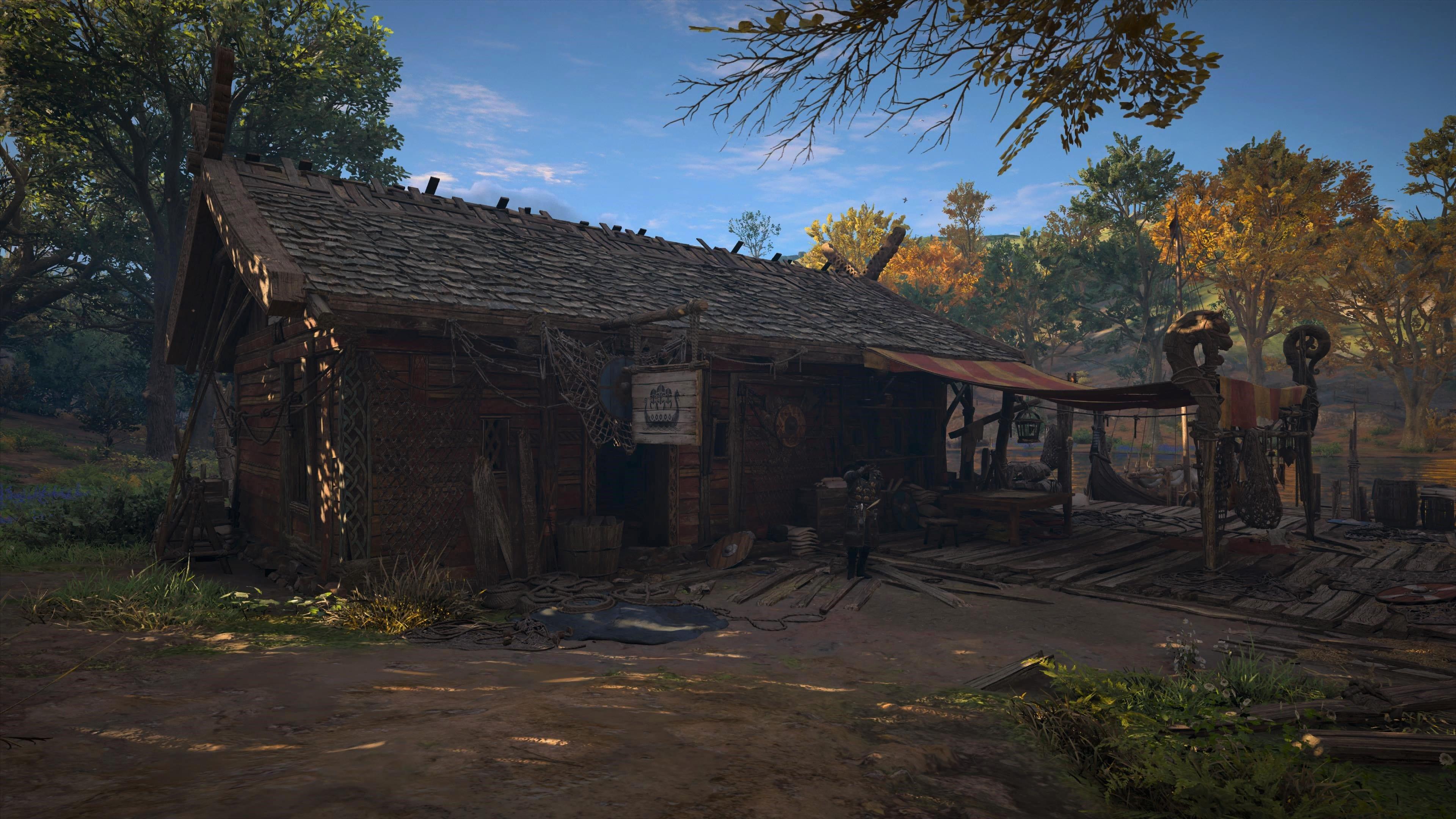 Assassin's Creed Valhalla Jomskai